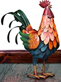 Regal Art & Gift Golden Rooster Decor Med