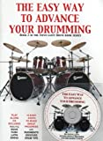 The Easy Way to Advance Your Drumming with play along CD (Steve Laffy&#39;s Drum Tutors)