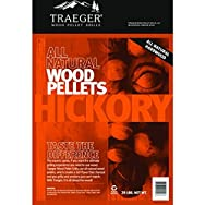 Traeger IndustriesPEL304Wood Barbeque Pellets-20LB HICKORY PELLETS