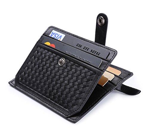 flintronic-porta-carte-di-credito-e-tasche-pelle-rfid-nfc-blocco-portafoglio-bifold-magico-id-clip
