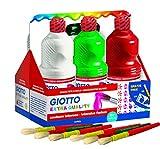 Giotto 534600 - Set de témperas (1000 ml)