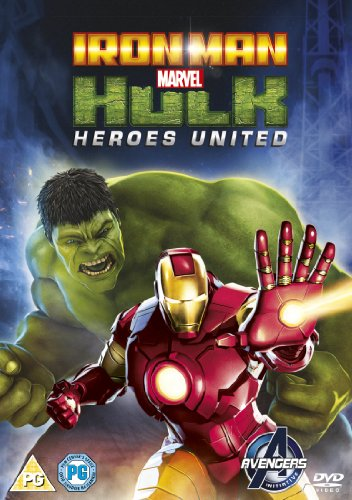 Marvel's Iron Man & Hulk: Heroes United [dvd] Picture