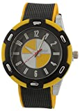 Sams Dreamzz Analogue Black Men's Watch-BMW_Yellow