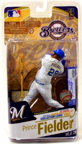 McFarlane Toys MLB Series 30 Prince Fielder Action Figure