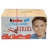 Kinder Chocolate, CASE, 10x100g (Original Version) (Color: Original Version)