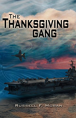 Book: The Thanksgiving Gang - Book Two in The Time Magnet Series by Russell F. Moran