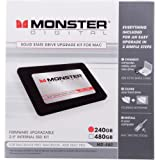 """Monster Digital 240GB 2.5"""" Solid State Drive"""