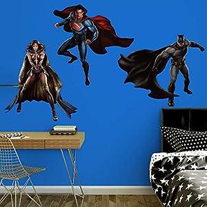 Fathead Batman vs. Superman Wall Decal Collection at Gotham City Store