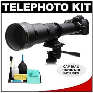 Rokinon 650-1300mm f/8-16 Telephoto Zoom Lens