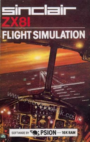 Flight Simulation - ZX81