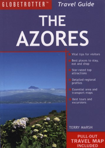 The Azores Travel Pack (Globetrotter Travel Packs) PDF