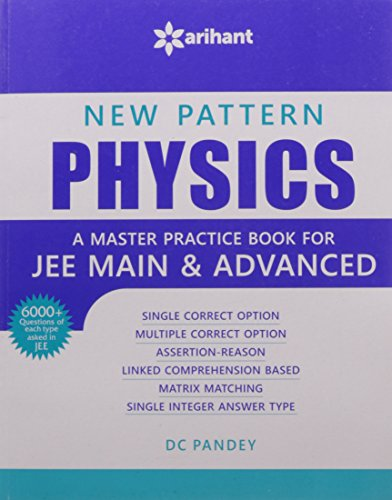 New Pattern Physics - A master practice book for JEE Main &...
