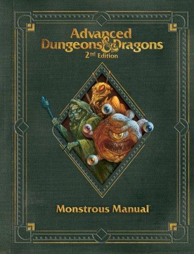 AD D - Monster Manual IIpdfzip download - 2shared