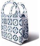 Basil Mirte Shopper Bag Einkaufstasche zur Befestigung am Fahrrad