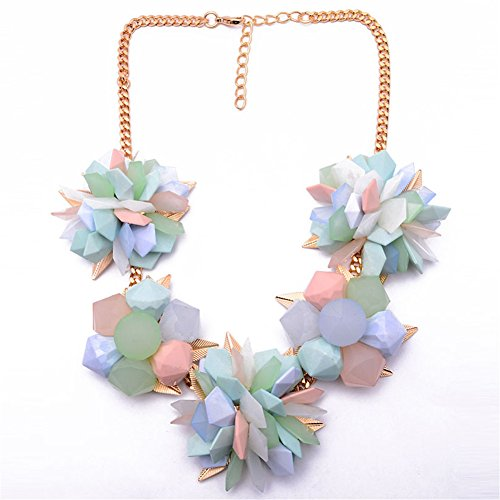 twopages-spring-colorful-floral-statement-choker-collar-beach-necklace-multicolor-jewelry-gifts-for-