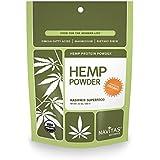 Navitas Naturals Organic Raw Hemp Protein Powder, 12 Ounce Pouches