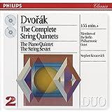 Dvorak: The Complete String Quintets; The Piano Quintet; The String Sextet