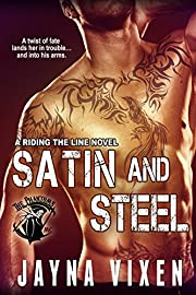 Satin and Steel (Riding the Line Book 2)