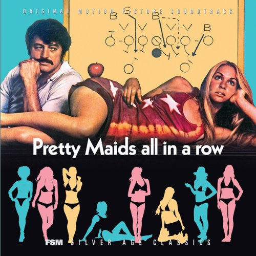 Pretty Maids all in a Row (OST)