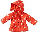 Tom Tailor Kids Baby - Mädchen Jacke 35207640021/simply dot jacket, Gr. 80, Rot (4450 tigerlily red)