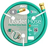 Apex 887-6 5/8-Inch x 6-Feet Hose Reel Leader Hose