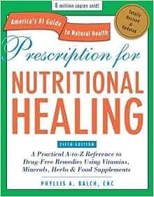 Prescription For Natural Cures Pdf
