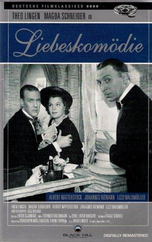 Liebeskomödie [VHS]