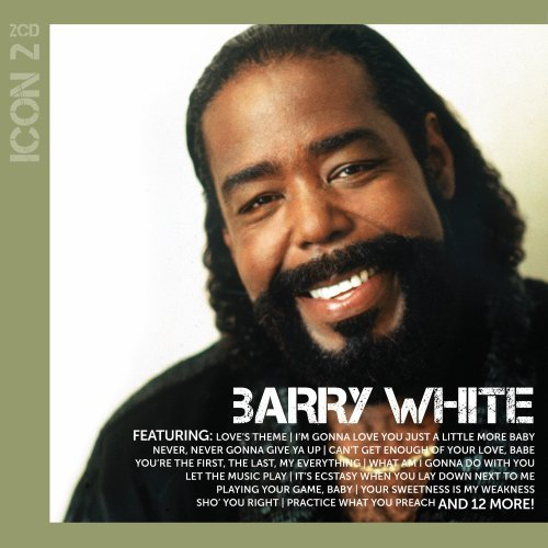 Barry White - Barry White Icon 2 - Zortam Music