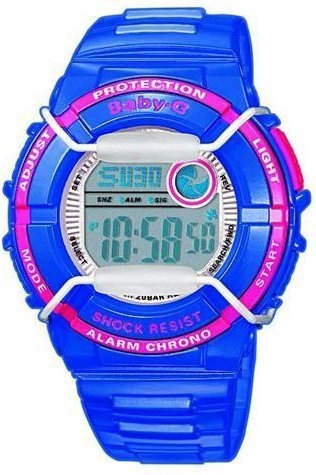 Casio Women's Baby-G Watch BGD120P-2