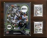 NFL Seattle Seahawks 2011 Team Plaque at Amazon.com