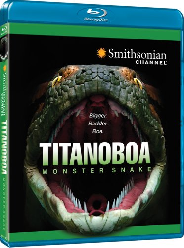 Titanoboa: Monster Snake [Blu-ray]