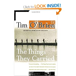 The Things They Carried - Tom Stechschulte
