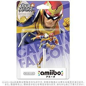 amiibo キャプテン・ファルコン(大乱闘スマッシュブラザーズシリーズ)