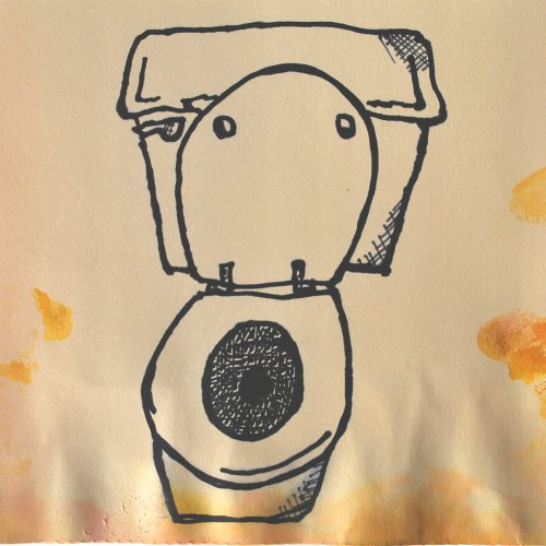 Original album cover of Full Toilet by Full Toilet