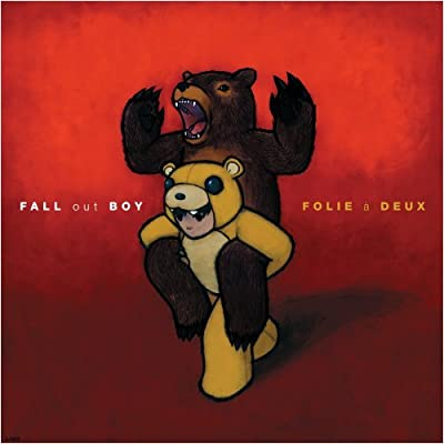 51b31I4J7cL. SS400  Fall Out Boy  Folie A Deux Album Review 