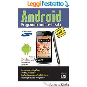 Android - Programmazione avanzata (Digital LifeStyle Pro)