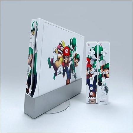Wii Dual Colored Skin Sticker,Wii0620-16