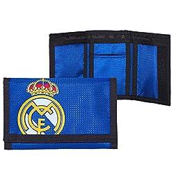 Real Madrid F.C. Nylon Wallet FP