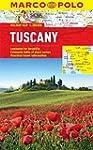 Tuscany Marco Polo Holiday Map (Marco...