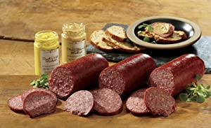 Wisconsin Cheeseman Wild Game Sausage Gift Assortment