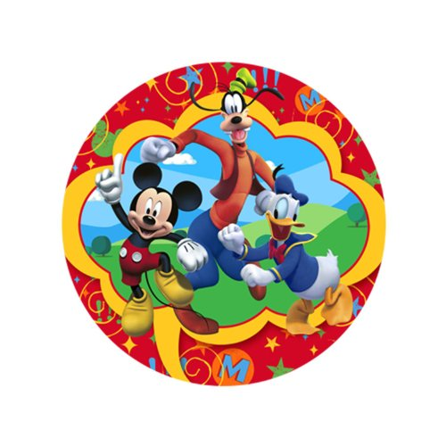 Mickey Mouse Friends Puzzle - 4/Pkg.