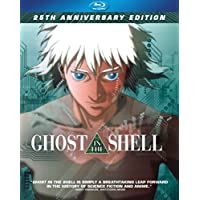 Ghost in the Shell: 25th Anniversary Edition On Blu-ray