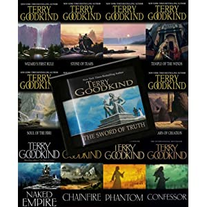 Complete Sword of Truth Series 1-9
