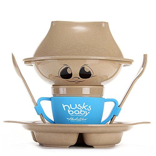 Husk'sware Childrens 7-Pieces Dinnerware Set - Husk's Baby - 1