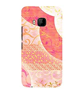 99Sublimation Design In animation 3D Hard Polycarbonate Back Case Cover for HTC One M9