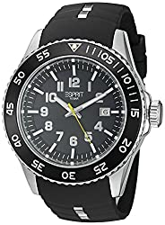 Esprit Varic Water-Resistant Analog Black Dial Mens Watch ES103631001