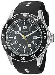Esprit Varic Water-Resistant Analog Black Dial Mens Watch ES103631001