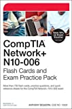 img - for CompTIA Network+ N10-006 Flash Cards and Exam Practice Pack (Flash Cards and Exam Practice Packs) book / textbook / text book
