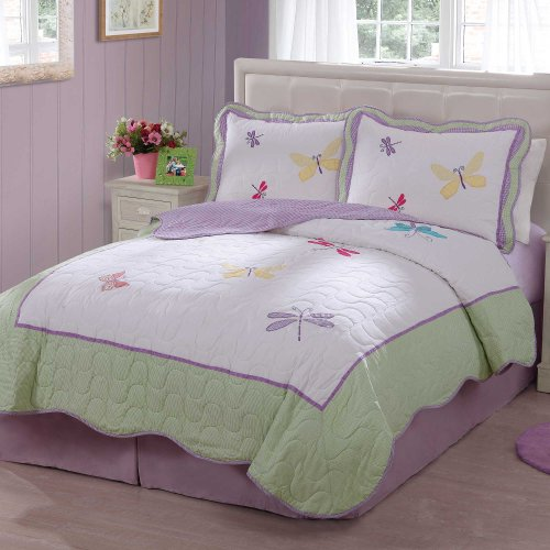 Butterfly Twin Bedding 9202 front