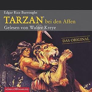 Tarzan bei den Affen Hörbuch